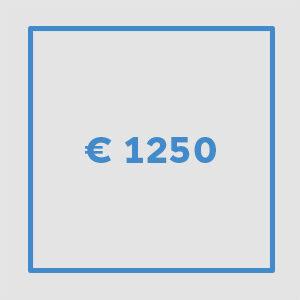 € 1250