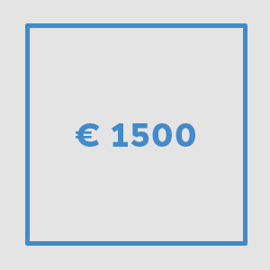 € 1500