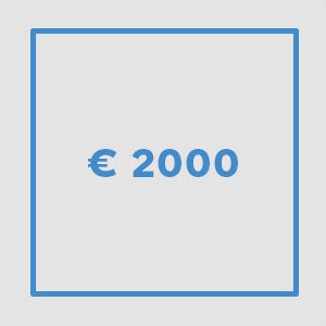 € 2000