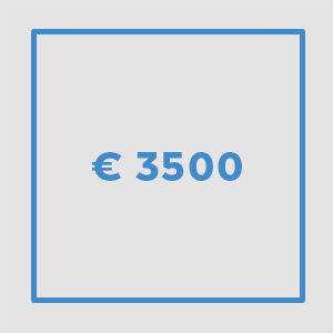 € 3500