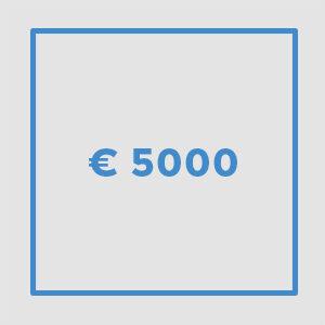 € 5000
